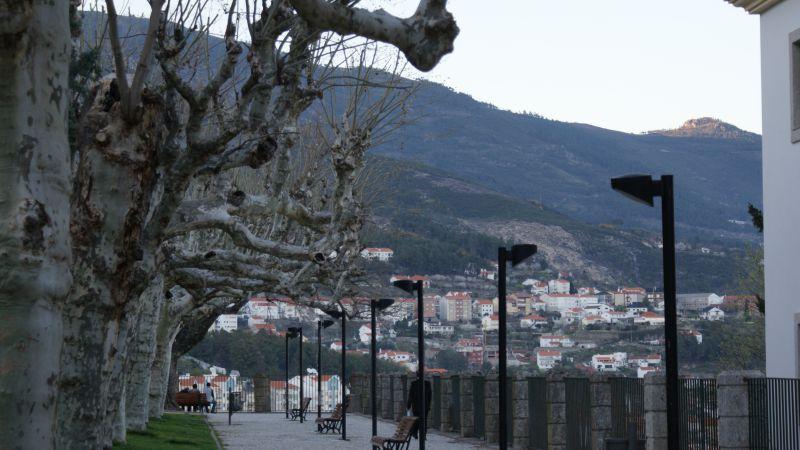 Zonas turísticas da Covilhã com rede Wi-Fi gratuita.