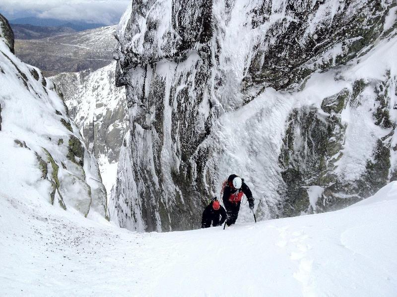 Escalada no gelo